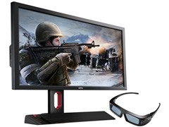"BenQ 24"" 120Hz 3D-Ready LED Monitor"