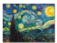 Van Gogh Starry Night (2 Sizes)