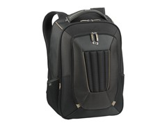 "Pro 17.3"" Laptop Backpack - Black/Gold"