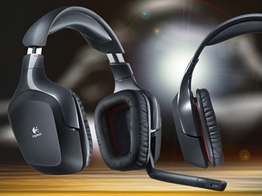 Logitech G930 Gaming Headset
