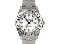 Rolex Men's Explorer II Watch