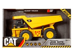 Job Site Dump Truck
