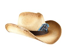 NFL Cowboy Hat - Panthers