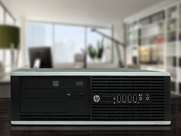 HP Small Form Factor Business Desktops