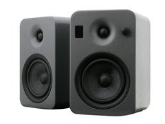 YUMI Speakers w/Bluetooth - Matte Grey