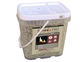 Wise Company 2 Gallon Wise Fire Bucket