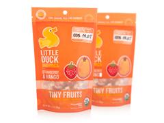 Organic Strawberry Mango Fruits - 2pk