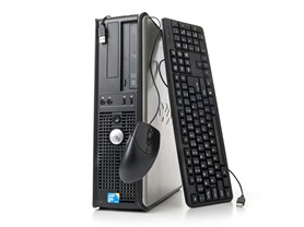 Dell OptiPlex 760 160GB SATA Desktop