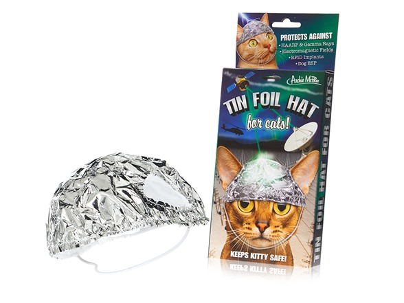 Tin Foil Hat (Your Choice)