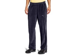 Puma Velour Pants - Navy