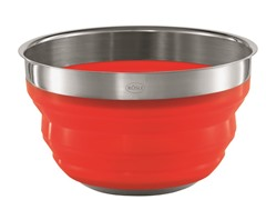 "Rösle 7.9"" Foldable Bowl - Red"