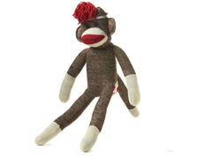 Medium Sock Monkey