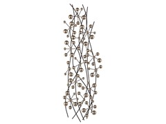 Vescia Metal Wall Sculpture