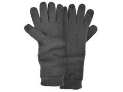 Grey Texting Glove
