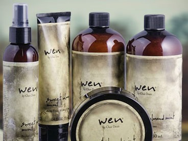 Chaz Dean Wen Hair Care Deluxe 5-piece Kit