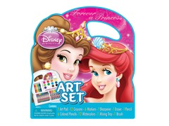 Disney Belle Large Activity Case