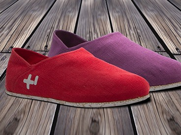 OTZ Linen Shoes