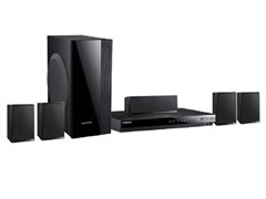 1000W 5.1 3D Blu-ray Home Theater System