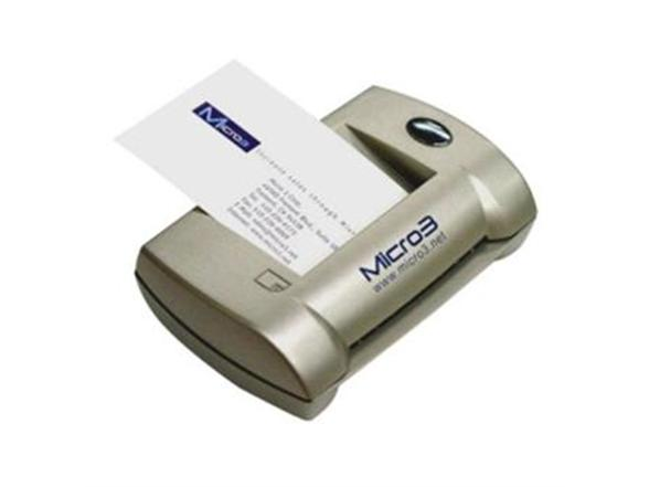 MICRO3 BUSINESS CARD READER DOWNLOAD DRIVERS