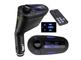 iSunnao Car Kit MP3 Player FM Transmitter