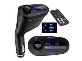 iSunnao Car Kit MP3 Player FM Transmitter