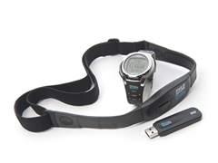 Heart Rate Monitor Watch with PC Link