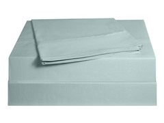 810TC Pima Sateen Sheet Set-Seafoam-3 Sizes
