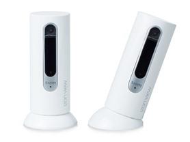 Stem IZON View Wi-Fi Surv Cam - 2pk