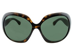 Women's Cat-Eye Sunglasses, Havana