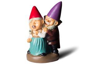 Vampire Garden Gnome