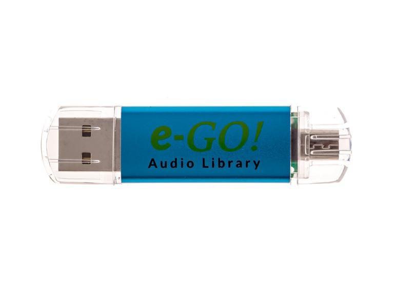 e-GO! Library AudioBooks - Your Choice