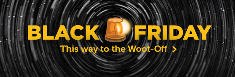 Woot Black Friday Deals
