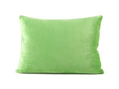 Kidz Memory Foam Standard Pillow w/ Cover - Green