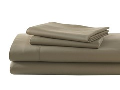 1000TC Sheet Set-Taupe-3 Sizes