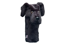 Daphne's Black Lab Headcover