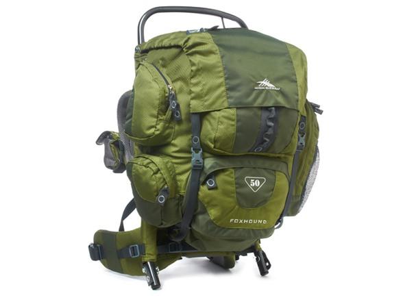 High Sierra External Frame Backpacks