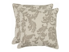 Aubrey Pillows-Grey-Set of 2