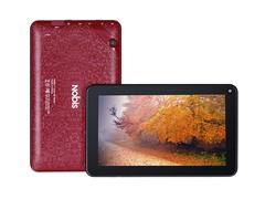 "7"" Android 4.2 Quad-Core Tablet - Red"