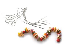 FireWire 6-Pack Flexible Grilling Skewers