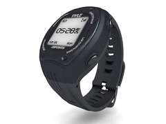 Sports Training GPS Watch - Black
