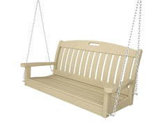 Nautical Swing Benches