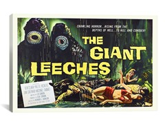 Attack of The Giant Leeches (2-Sizes)