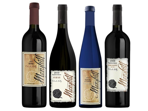 Maryhill 4-Pack Columbia Valley Mixed