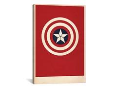 Movies (Captain America 2) - Shield Logo