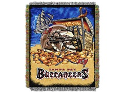 Buccs Tapestry Throw