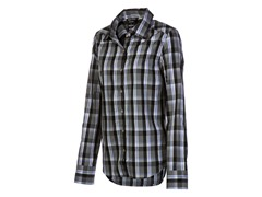 Shralp Long Sleeve Woven Shirt - Pewter