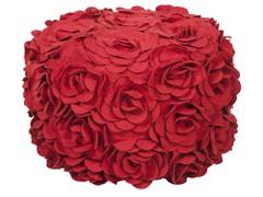 Rose Pouf