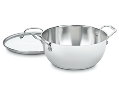 5.5 Qt. Stainless Multi-Purpose Pot