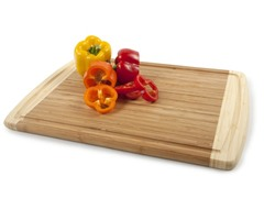 Core Bamboo XL Cutting Board - Peony