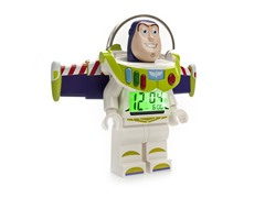 LEGO Mini Figure Alarm Clocks 3-Choices
